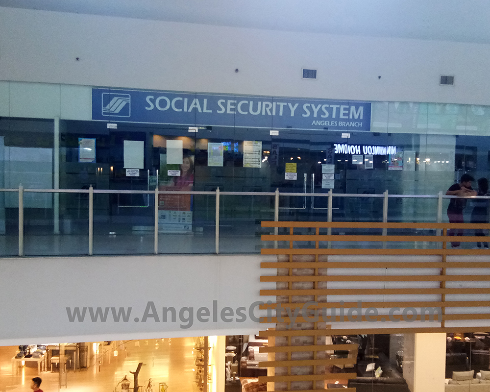 How To Get SSS Number in Angeles City