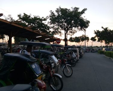 Marquee Mall Tricycle Fare Rates