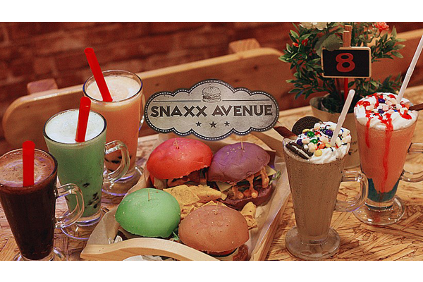 Snaxx Avenue – Angeles